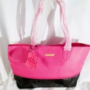 JUICY COUTURE TOTE Market Bag Beach Book